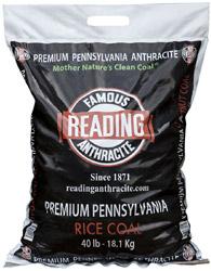 Reading Bag Coal