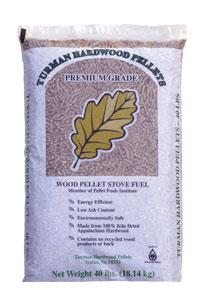 Turman wood pellets